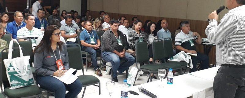 O evento é realizado pelo Conselho de Secretários Municipais de Saúde do Amazonas (Cosems-AM).