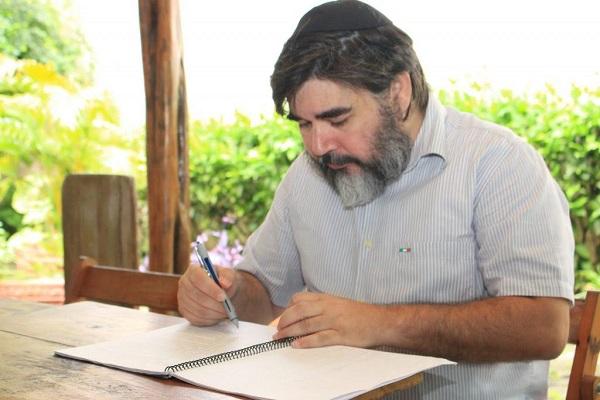 Maximiliano Loiola Ponte. Foto: Eduardo Gomes