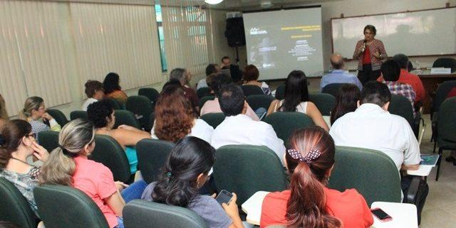 O encontro reuniu alunos, bolsistas, pesquisadores, servidores e demais colaboradores do ILMD.